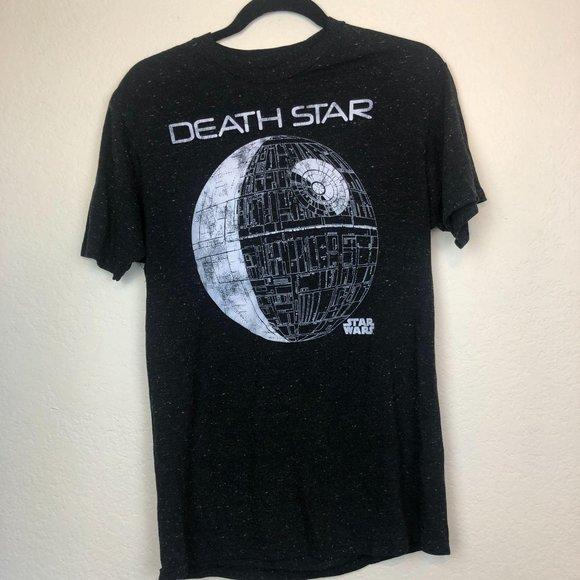 Star Wars Death Star Short Sleeve Shirt